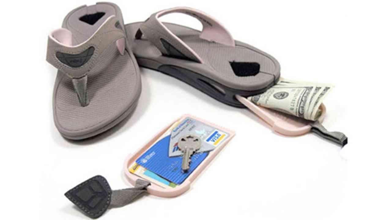 Stash Sandals