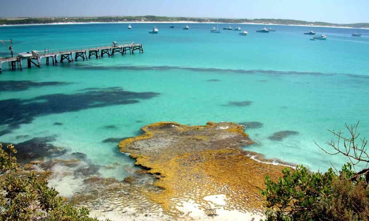 Vivonne Bay, Kangaroo Island (Shutterstock)