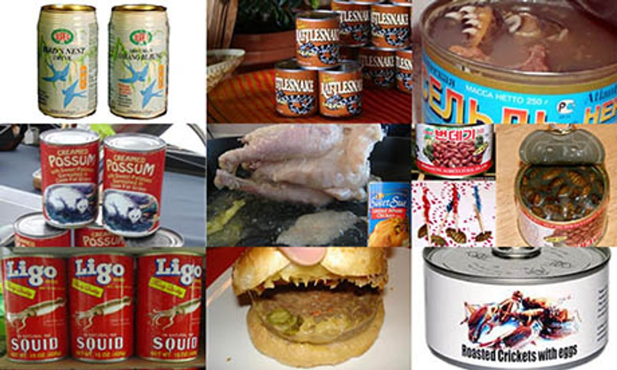 Weird Food In A Can 6