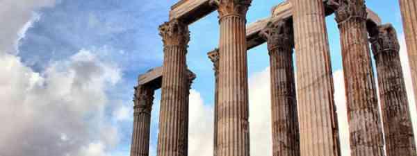 Temple of Olympian Zeus (Tilemahos Efthimiadis)