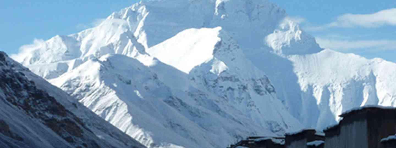 Mt Everest (Marie Javins)