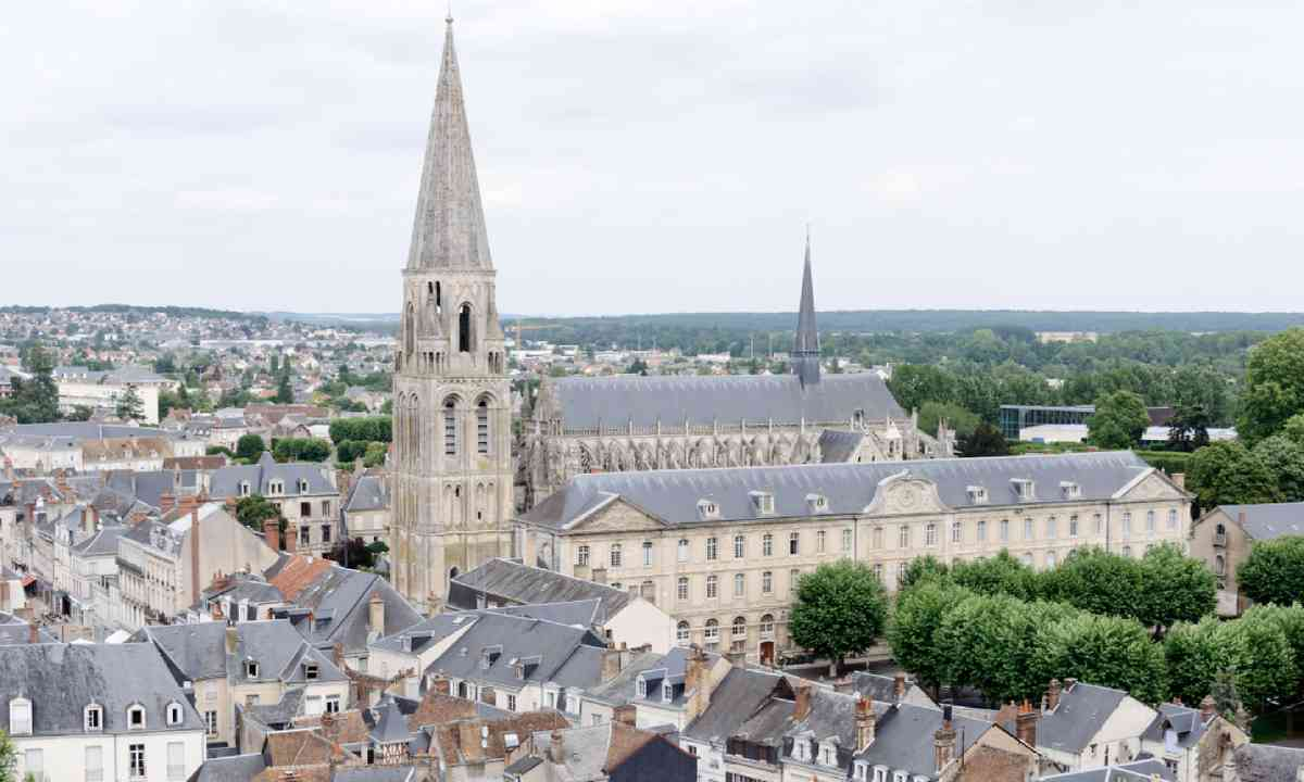 Vendôme village (Shutterstock)