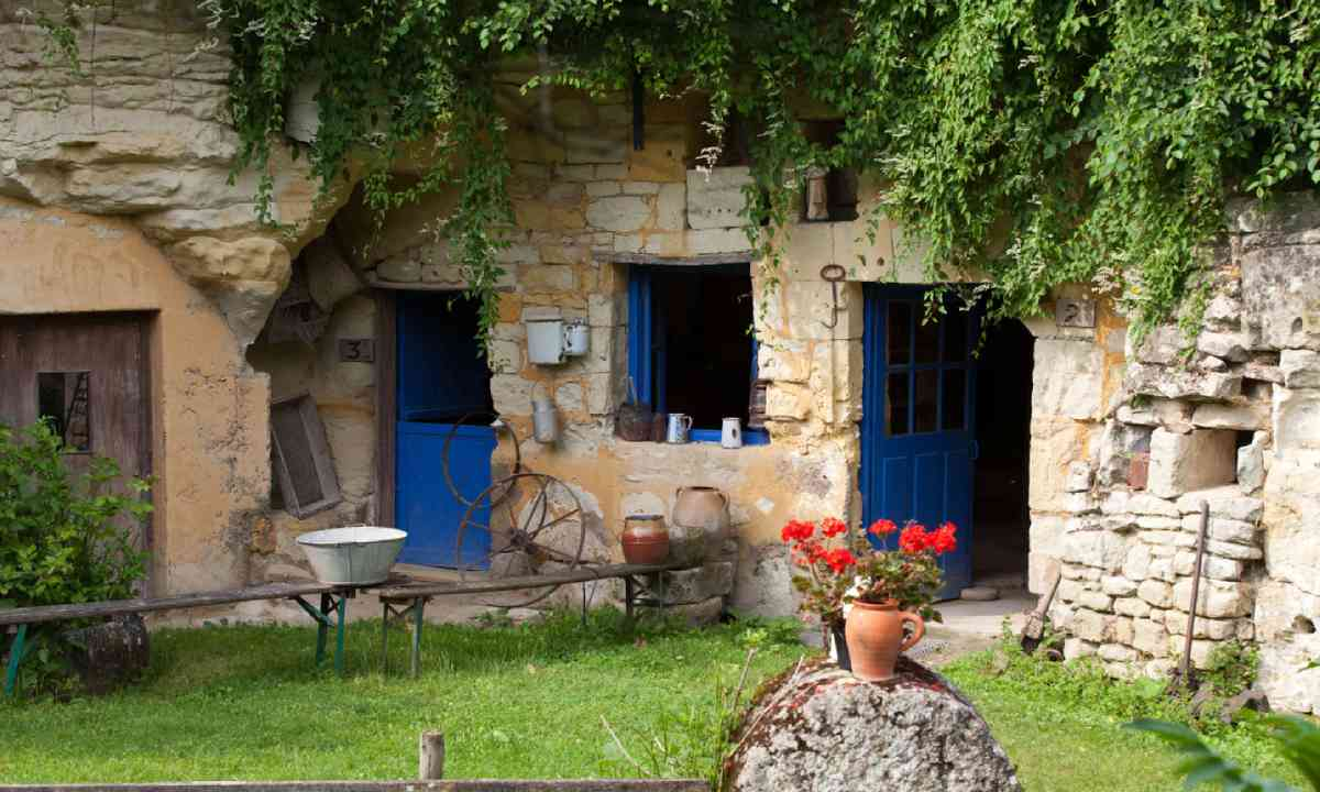 Troglodytes homestead (Shutterstock)