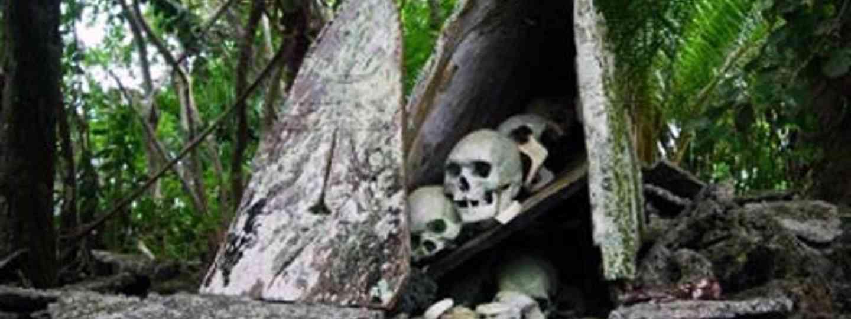 Skull Island (Graeme Kent)