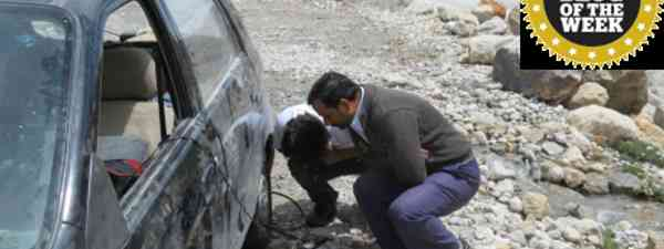 Breakdown in the Himachal (Anushile)