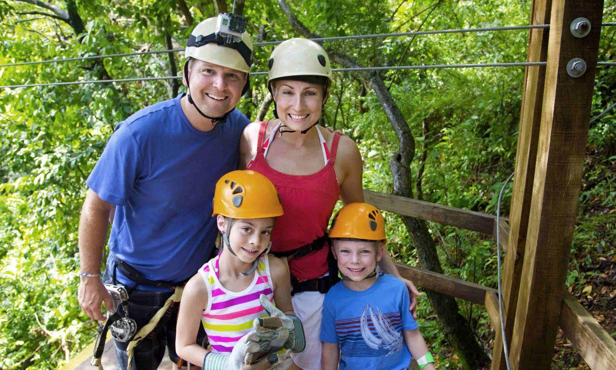 15 fantastic family adventure holidays