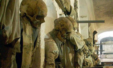 Capuchins of Palermo