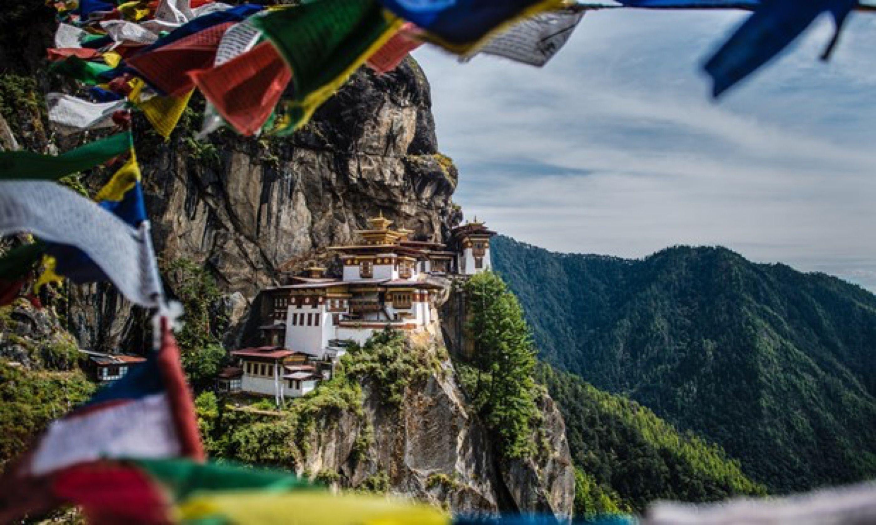 Taktsang Lhakhang, Bhutan (Shutterstock)