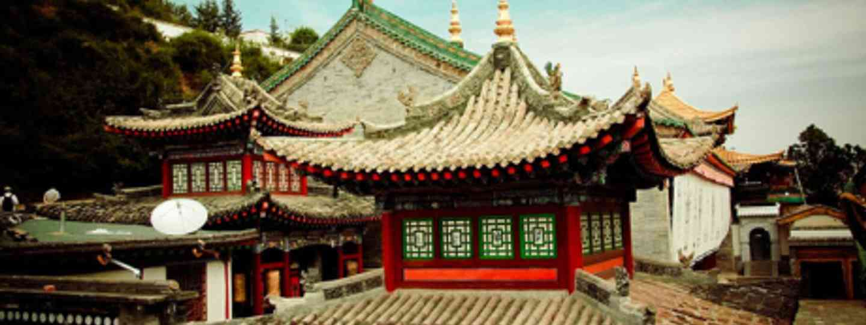Qinghai Monastery (Matiinu Imam Ramadhan)