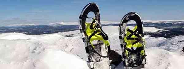 Slip and slide around the Rila mountains on snowshoe (m.prinke)