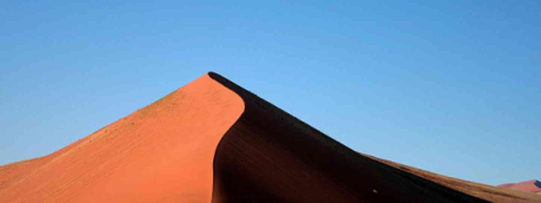 Namib Desert sand dunes (Santiago Medem)