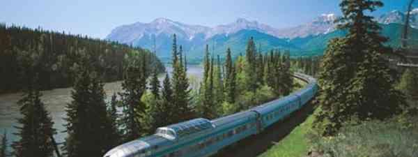 Travel Canada with VIA Rail