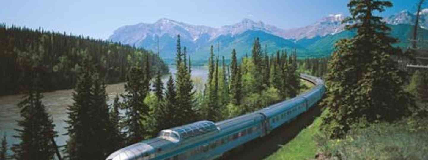 Travel Canada with VIA Rail