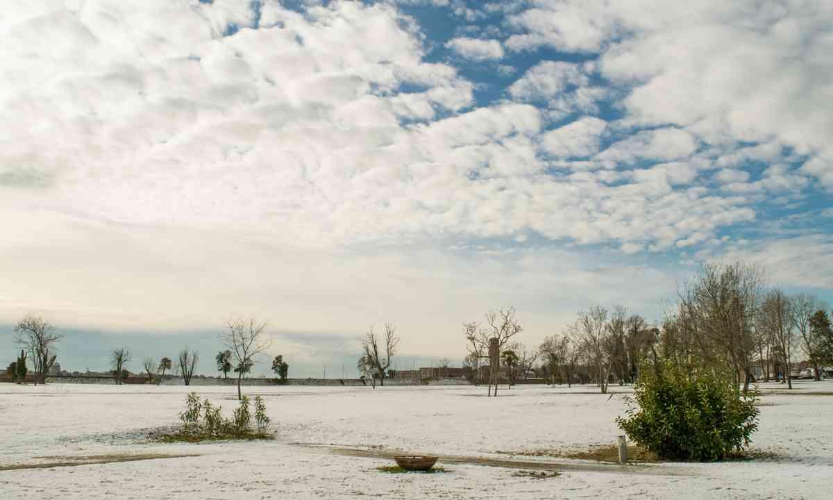 La Cerosa in winter (Dreamstime)