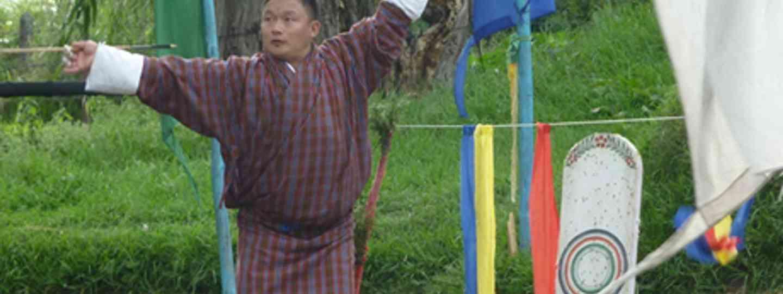 Leaving Bhutan (Marie Javins)