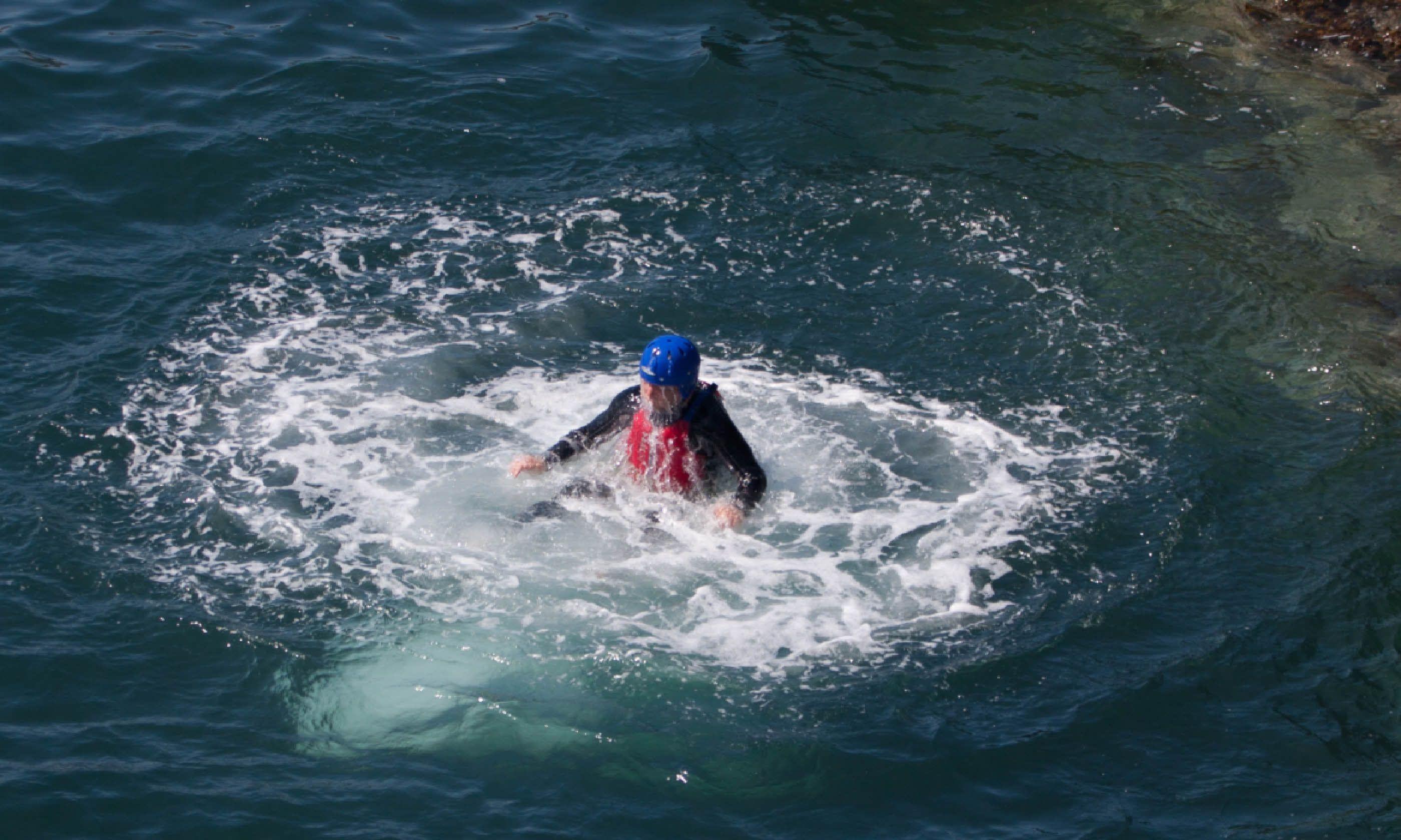 Coasteering (Shutterstock)