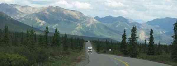 Alaska Range (Arthur Chapman)