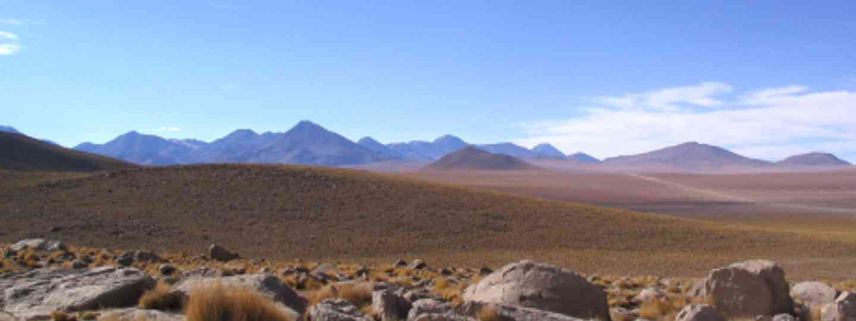 The Atacama Desert near San Pedro (Robin Fernandes)