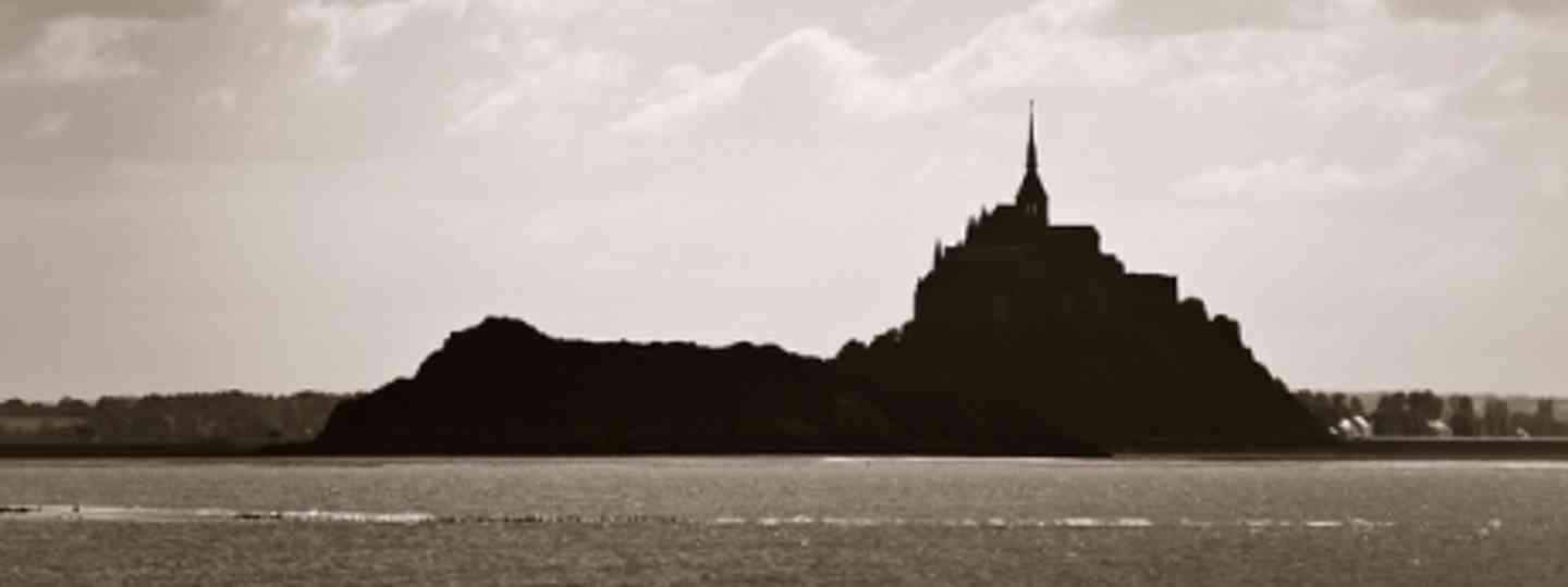 Mont St Michel (William Warby)