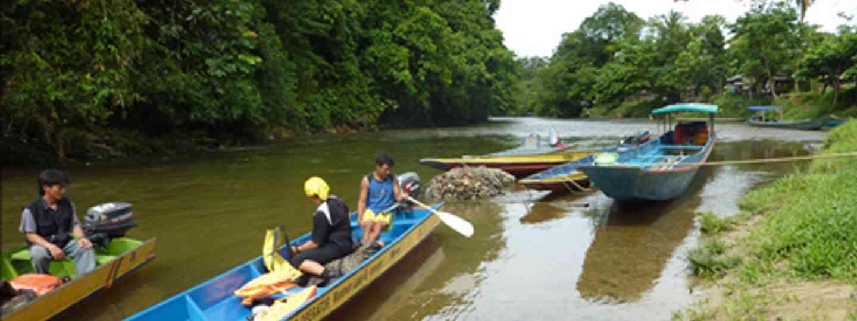 Boat to Brunei (Marie Javins)