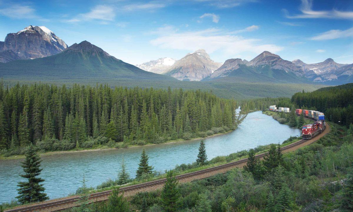 Canada's greatest rail journeys