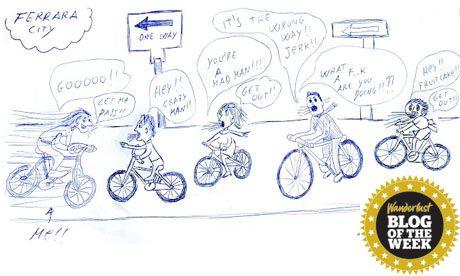 Ferrara bike rides
