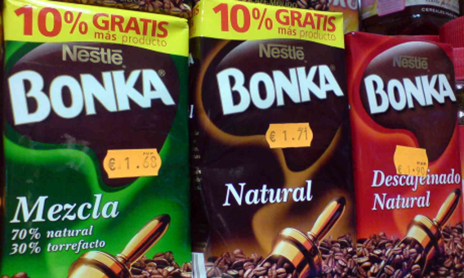 Bonka Coffee