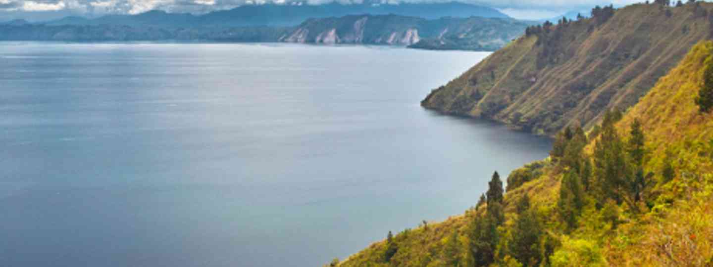 Lake Toba, north Sumatra (Max Grabert)