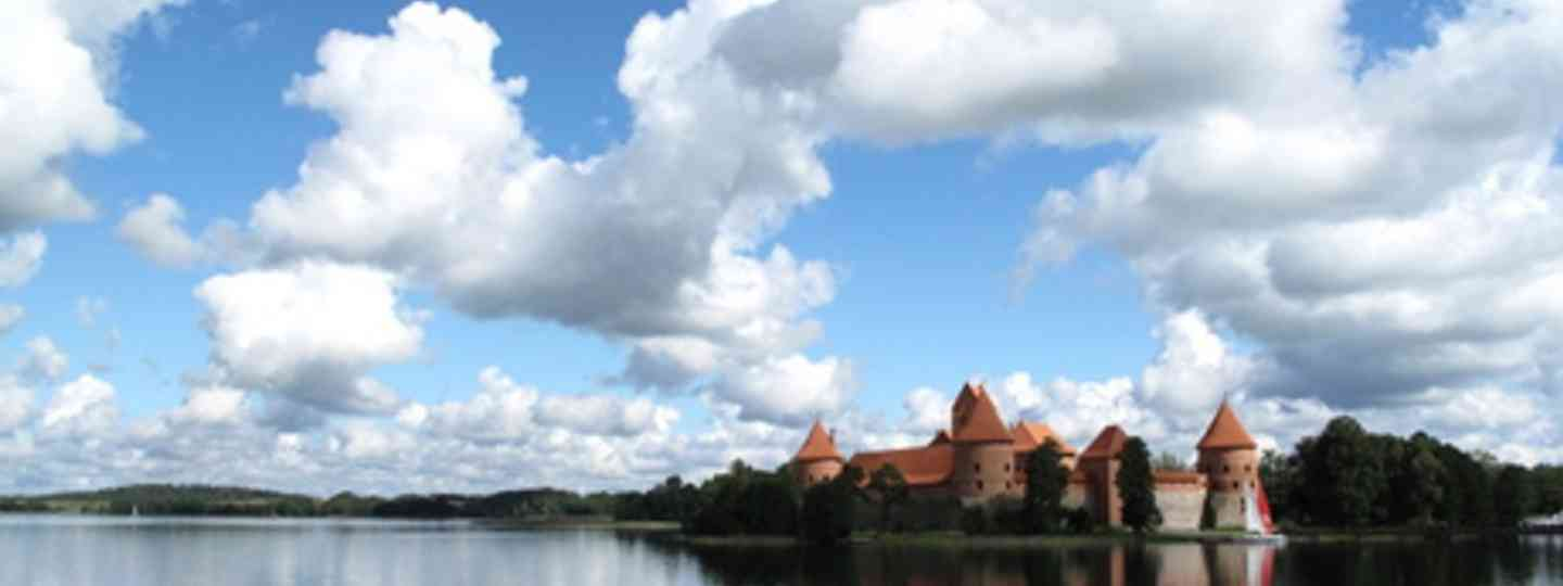 Trakai Castle, Lithuania (Charlie Phillips)