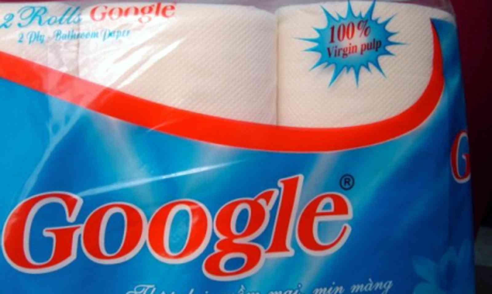 Google toilet paper, Vietnam