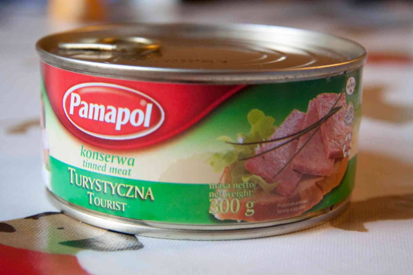Canned Tourist, Poland