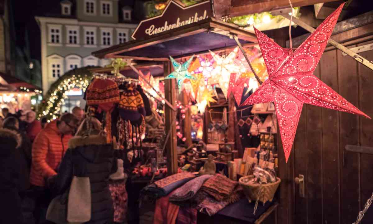 Christmas Market in Coburg (Dreamstime)