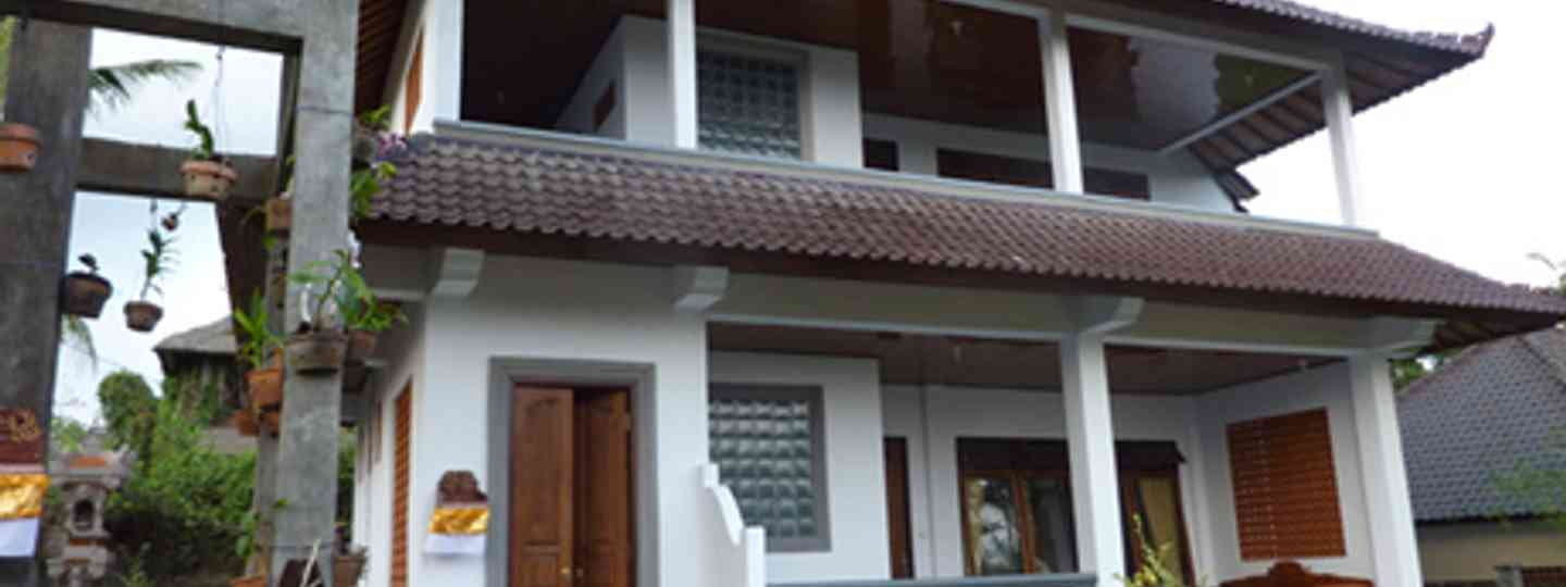 Apartment in Ubud (Marie Javins)