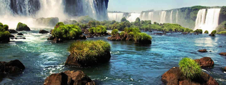 Iguazu Falls (Shutterstock: see credit below)