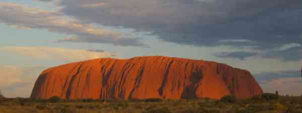 Uluru at sunset (Rachael Taft)