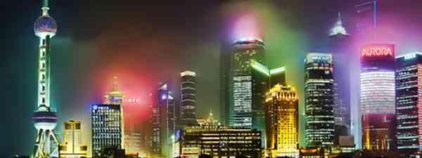 Shanghai skyline (Nicholas Poon)