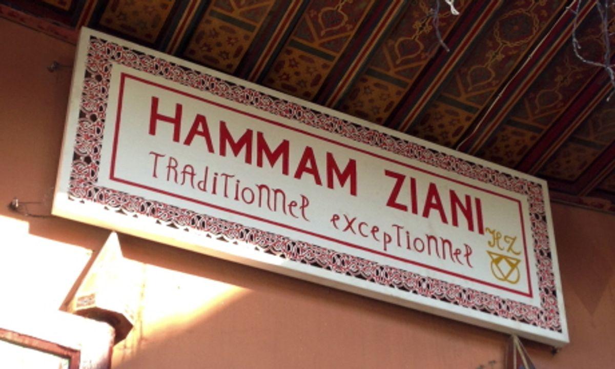 My hammam experience in Marrakech