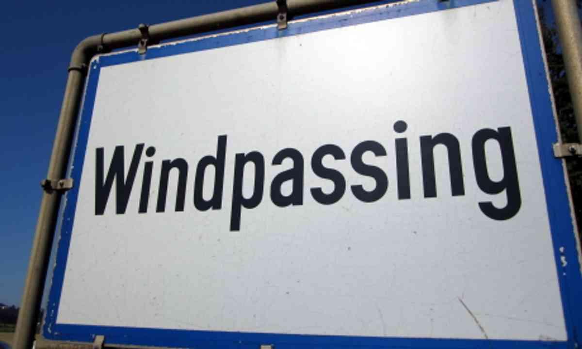 Windpassing, Austria
