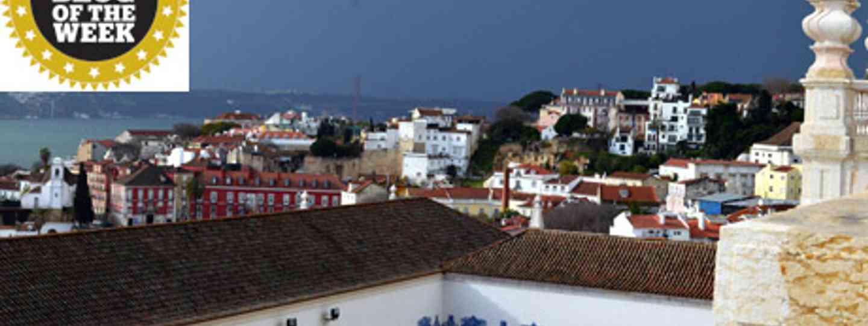 Storm clouds over Lisbon (Julie Dawn Fox)