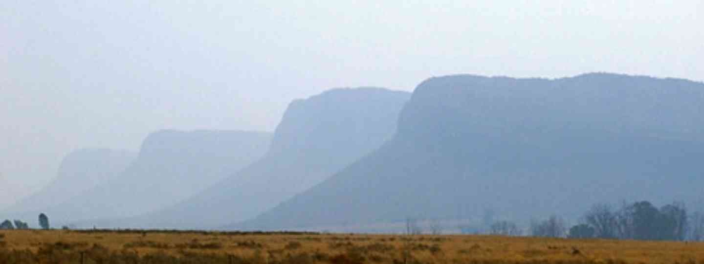 The Waterberg moutains, South Africa (fivelocker)