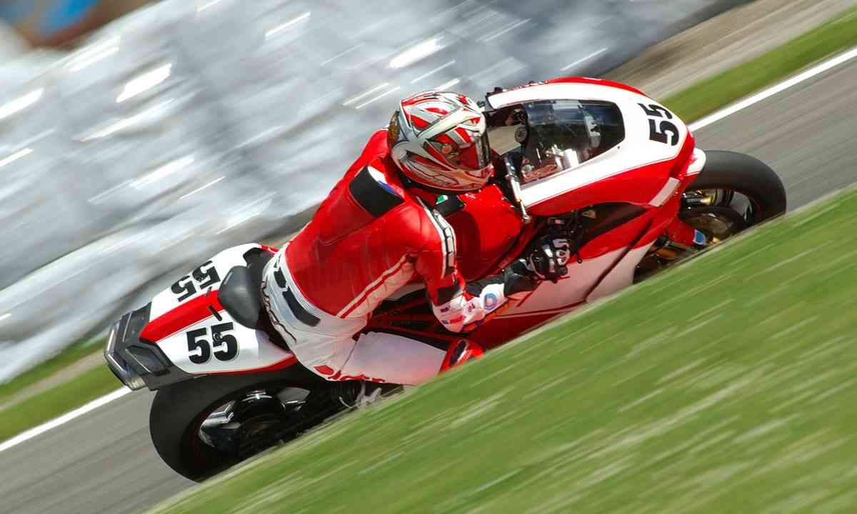 Unleash your inner Valentino Rossi (Dreamstime)