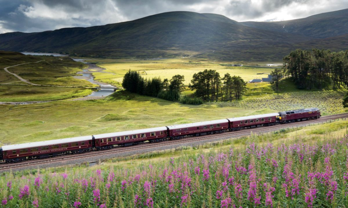 All aboard! 7 unique rail journeys you'll want to book now