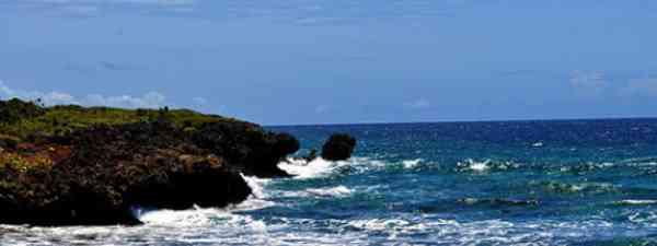 Honduras coast (Funky Tee)