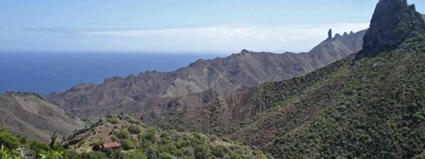 St Helena is just a tiny speck in the Atlantic Ocean