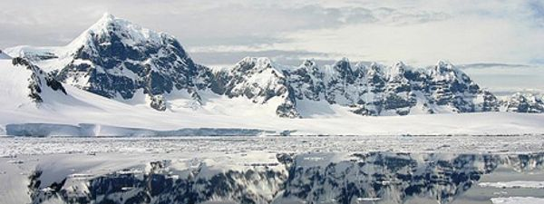 Image result for Antarctica is the coldest, windiest and driest and highest continent on earth.