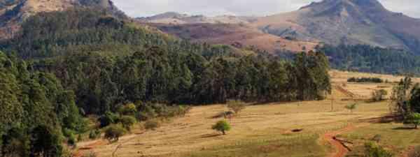 Views over Swaziland's Mlilwane region (Julien Lagarde)