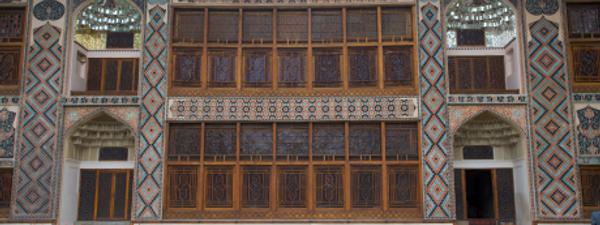 Sheki is home to Khan's palace (indigoprime)