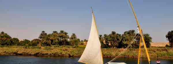 Cruise the Nile in a falucca (Ed Yourdon)