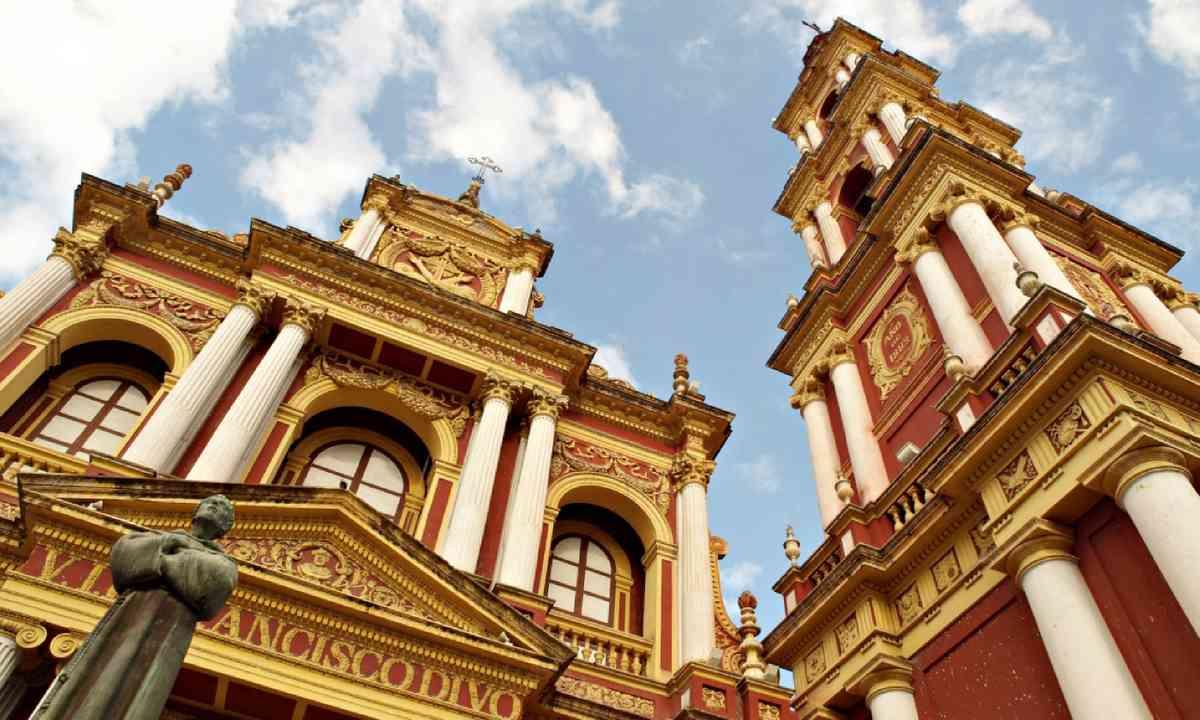 Iglesia San Francisco, Salta (Shutterstock)