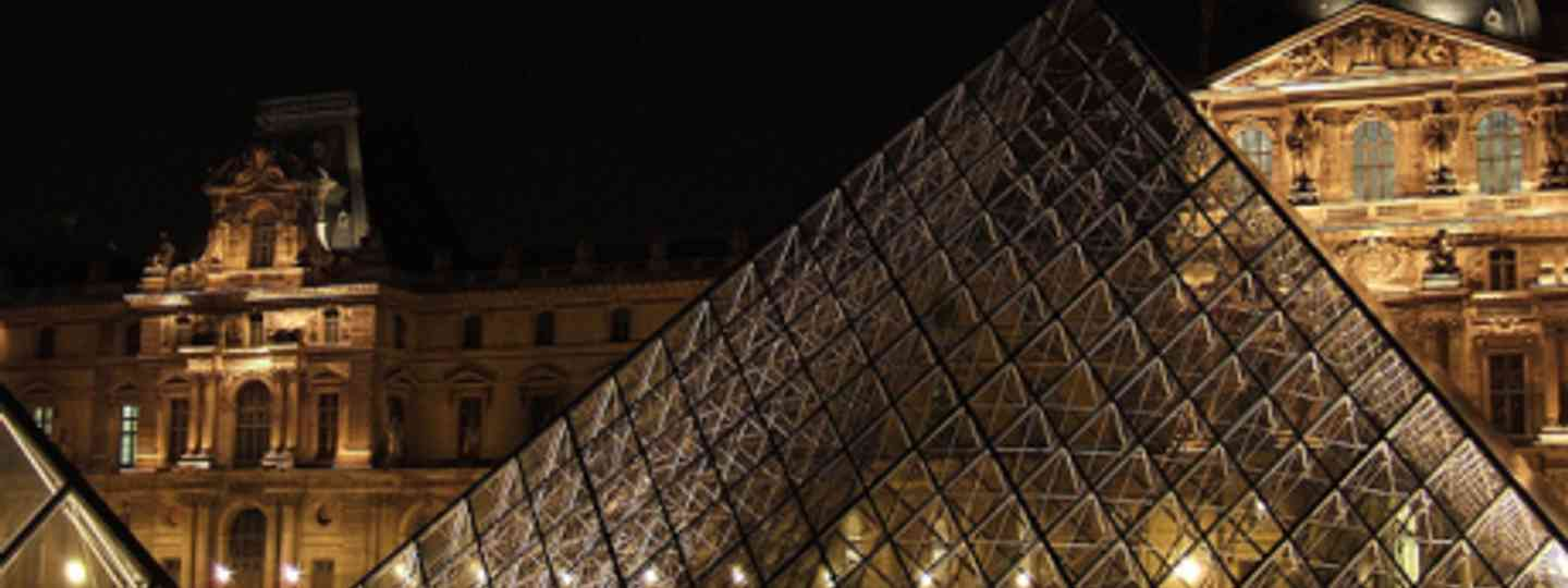 The Louvre, Paris (Moyan Brenn)